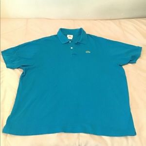 Lacoste polo shirt men's